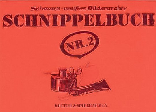 Schnippelbuch 2 Cover